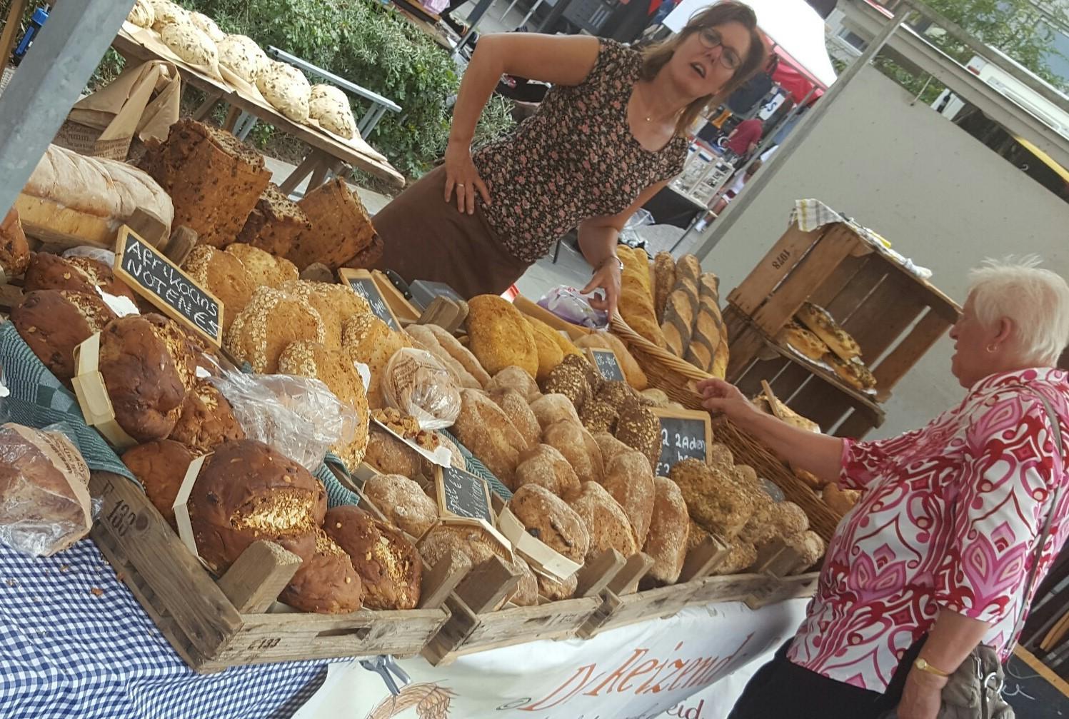 Het dreamteam van afgelopen zomermarkt in s'Heerenberg